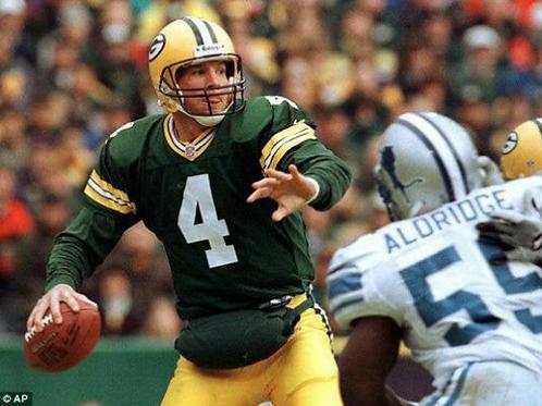 1999 Green Bay Packers Season on DVD Brett Favre - Head Coach Ray Rhodes