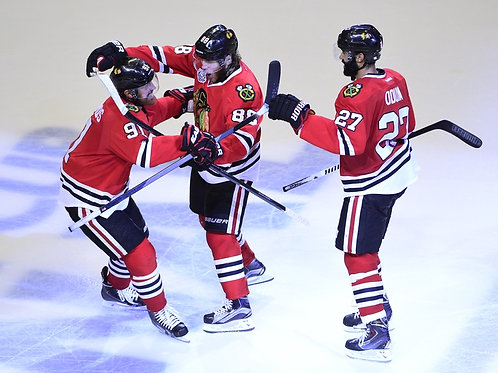 2015 Chicago Blackhawks NHL Playoffs & Finals Games On DVD - All 16 Wins Only