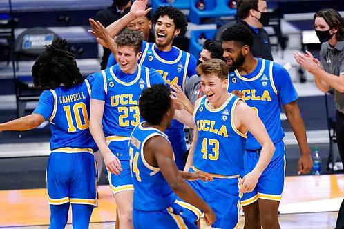 2021 NCAA Basketball Round of 64 on DVD - UCLA Upsets BYU