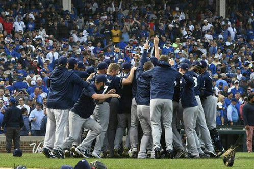 2018 MLB NL Central Tiebreaker - Milwaukee Brewers vs Chicago Cubs on DVD