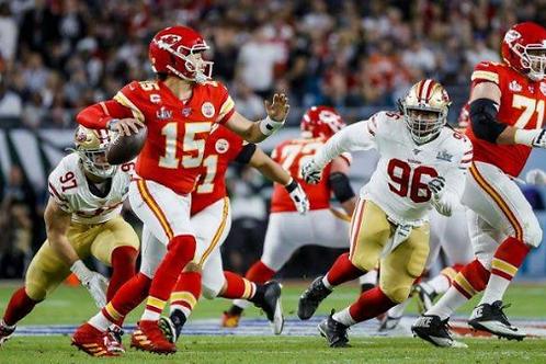 2019 Kansas City Chiefs Super Bowl LIV 54 Season on DVD - Patrick Mahomes MVP