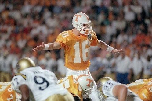 1996 Tennessee Volunteers Complete Football Season on DVD - Peyton Manning