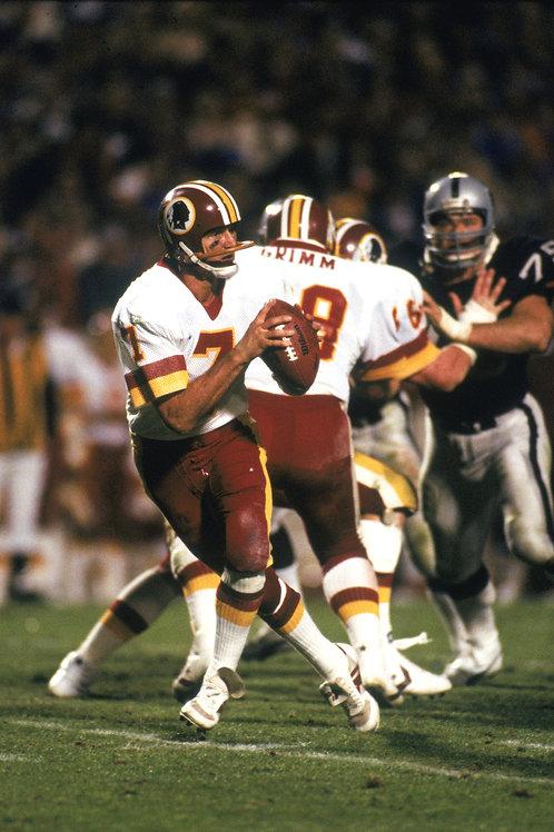 1983 Washington Redskins Super Bowl XVIII 18 Season on DVD - Joe Theismann