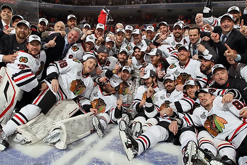 2010 NHL Stanley Cup Finals on DVD - Blackhawks vs Flyers - All 6 Games