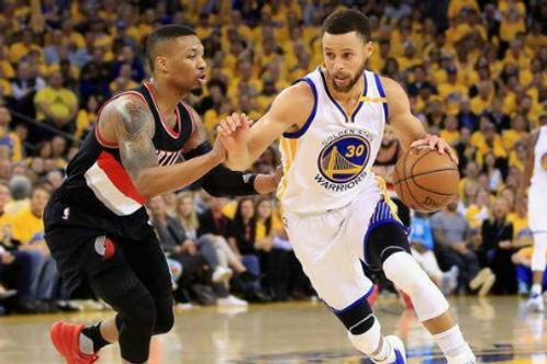 2019 NBA Western Conference Finals - Golden State vs Portland