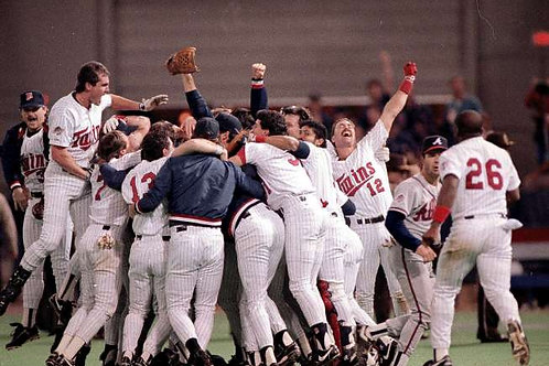 1991 World Series on DVD Minnesota Twins Vs. Atlanta Braves