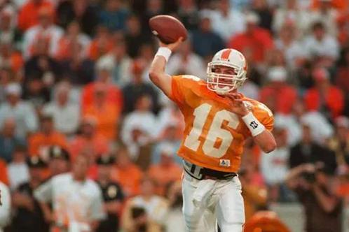 1997 Tennessee Volunteers Complete Football Season on DVD - Peyton Manning