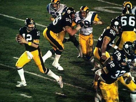 1979 Pittsburgh Steelers Super Bowl XIV Season on DVD - Terry Bradshaw