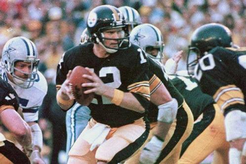 1978 Pittsburgh Steelers Super XIII 13 Season on DVD - Terry Bradshaw
