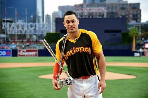 2016 MLB Home Run Derby on DVD - Giancarlo Stanton