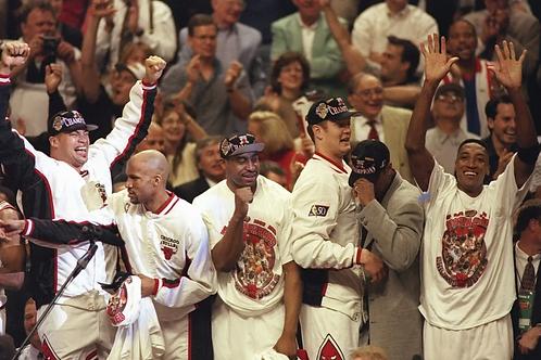 1997 NBA Finals on DVD - Chicago Bulls vs Utah Jazz - Michael Jordan
