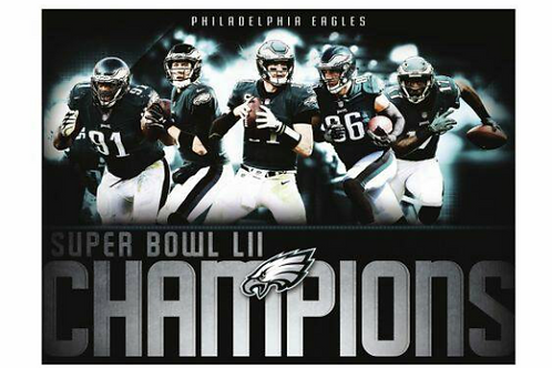 Super Bowl LII 52 Super Deluxe 7 DVD Edition - With Playoff Games