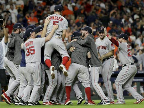 2018 World Series on DVD Boston Red Sox vs Los Angeles Dodgers - Steve Pearce