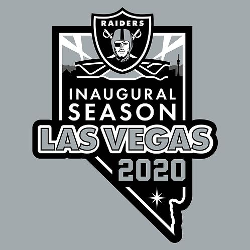 2020 Las Vegas Raiders Inaugural Season on DVD - All 16 Games