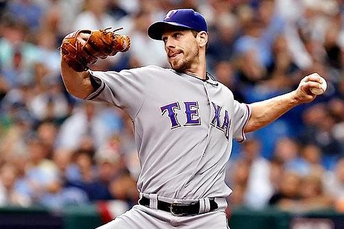 2010 MLB ALDS on DVD Texas Rangers Vs Tampa Bay Rays - Cliff Lee