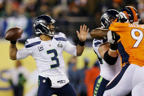 2013 Seattle Seahawks Super Bowl XLVIII 48 Season on DVD - Russell Wilson