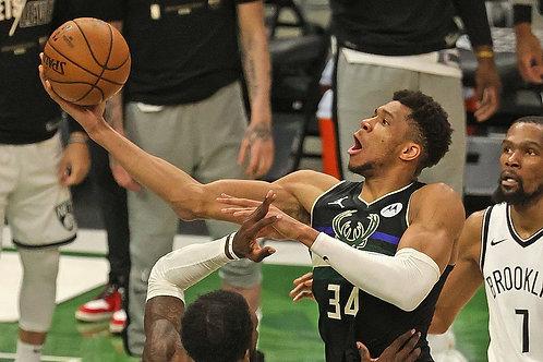 2021 NBA EC Semifinals on DVD - Milwaukee Vs. Brooklyn - All 7 Games