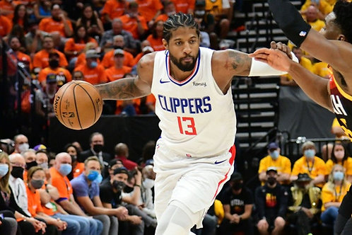 2021 NBA WC Semifinals on DVD - Utah Vs. LA Clippers - All 6 Games