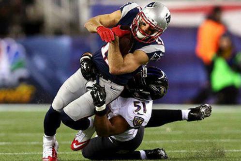 2012 New England Patriots AFC Championship Season on DVD - Julian Edelman