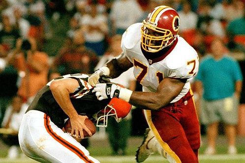 1989 Washington Redskins Season on DVD -  Charles Mann