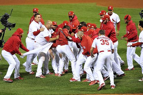 2011 World Series on DVD St. Louis Cardinals Vs. Texas Rangers