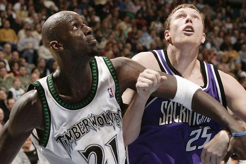2004 NBA WC Semifinals on DVD - Minnesota vs Sacramento - All 7 Games