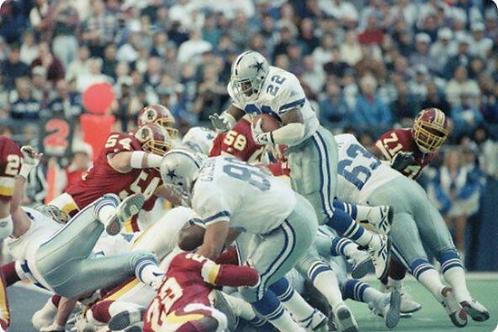 1991 Dallas Cowboys Season on DVD - Emmitt Smith