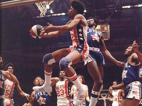 Long Shots: The Life And Times Of The American Basketball Association on DVD