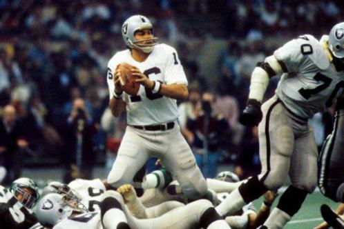 1980 Oakland Raiders Super Bowl XV 15 Season on DVD - Jim Plunkett