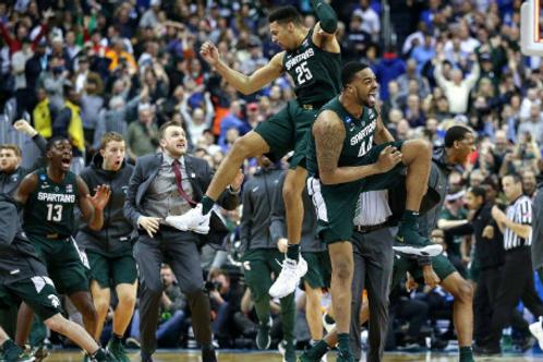 2019 Michigan State NCAA Men's Basketball Final Four Run on DVD - All 5 games