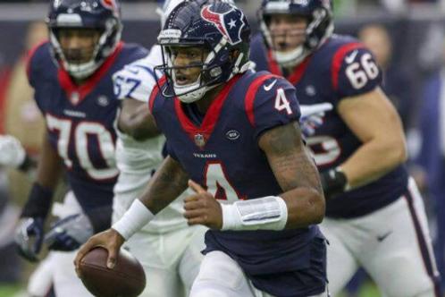 2018 Houston Texans AFC Wildcard Season on DVD - Deshaun Watson