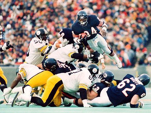 1980 Chicago Bears Season on DVD - Walter Payton