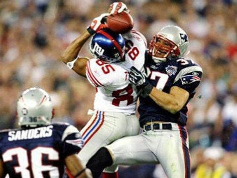 2007 New England Patriots Super Bowl XLII 42 Season on DVD - Randy Moss