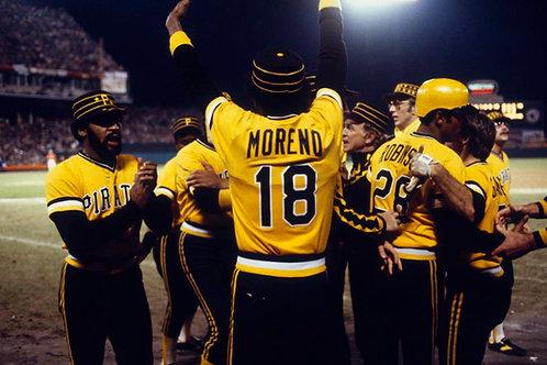 1979 World Series on DVD Pittsburgh Pirates Vs Baltimore Orioles