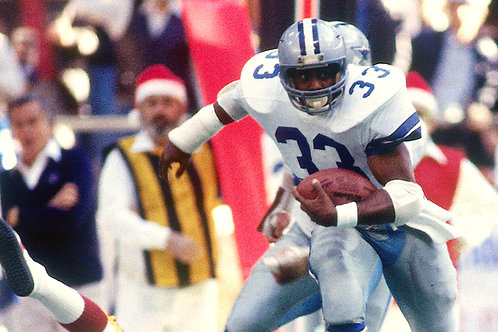 1983 Dallas Cowboys NFC Wildcard Season on DVD - Tony Dorsett