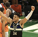 2021 NBA Finals on DVD - Milwaukee Vs. Phoenix - Giannis Antetokounmpo MVP.jpg