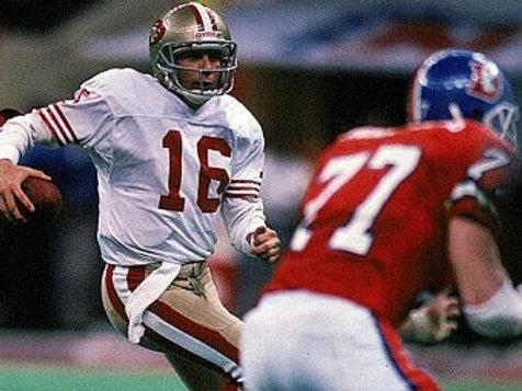 1989 San Francisco 49ers Super Bowl XXIV 24 Season on DVD Joe Montana Jerry Rice