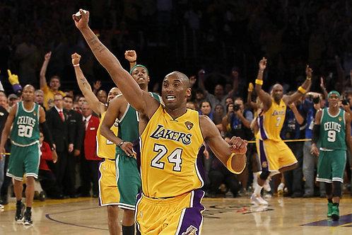 2010 NBA Finals on DVD - Los Angeles Lakers vs Boston Celtics - Kobe MVP