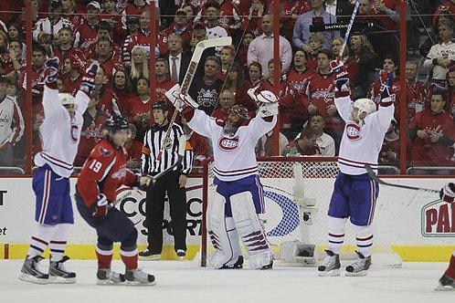 2010 NHL EC Quarterfinals on DVD - Canadiens vs Capitals - All 7 Games