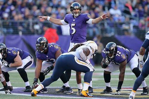 2014 Baltimore Ravens AFC Divisional Season on DVD - Joe Flacco