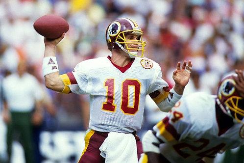 1986 Washington Redskins NFC Championship Season on DVD - Jay Schroeder