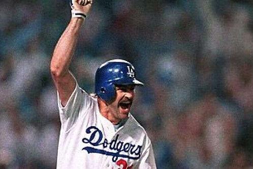 1988 World Series on DVD Los Angeles Dodgers Vs Oakland Athletics