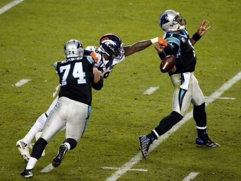 2015 Denver Broncos Super Bowl 50 Season on DVD Von Miller, Peyton Manning