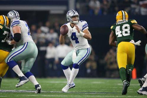 2016 Dallas Cowboys NFC Divisional Season on DVD - Dak Prescott Rookie Season