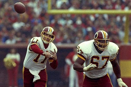1992 Washington Redskins NFC Divisional Season on DVD - All 18 Games