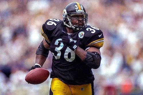 1997 Pittsburgh Steelers AFC Championship Season on DVD - Jerome Bettis