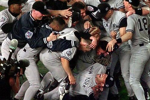 1998 World Series on DVD New York Yankees Vs. San Diego Padres