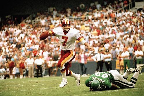 1985 Washington Redskins Season on DVD - Joe Theismann's Final Year
