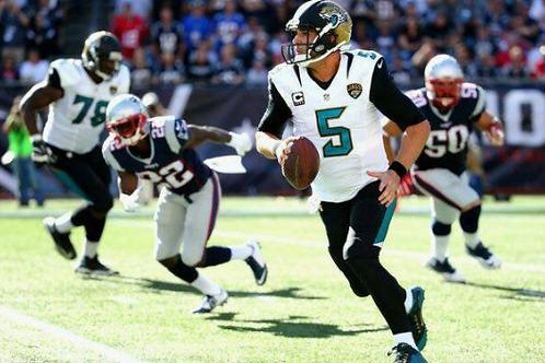 2017 Jacksonville Jaguars AFC Championship Season on DVD - Blake Bortles