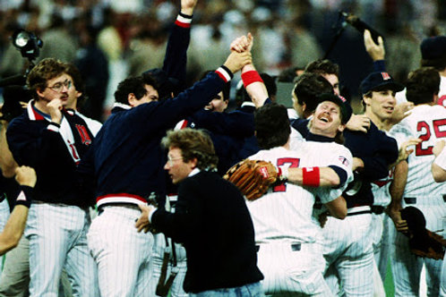 1987 World Series on DVD Minnesota Twins Vs St. Louis Cardinals